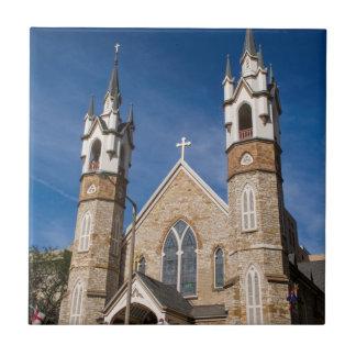 St. Mark's Episcopal Church Grand Rapids Small Square Tile