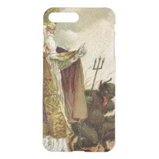 St Nicholas Krampus Pitchfork Priest iPhone 7 Plus Case