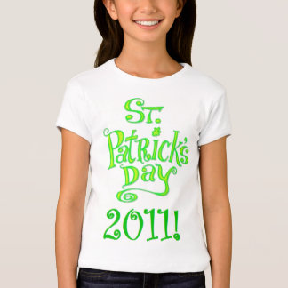 St. Patrick's Day 2011 T Shirts