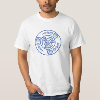 Stardrive-Bubble Crop Circle Tshirt