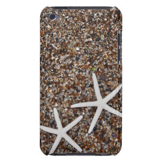 Starfish skeletons on Glass Beach iPod Touch Cover