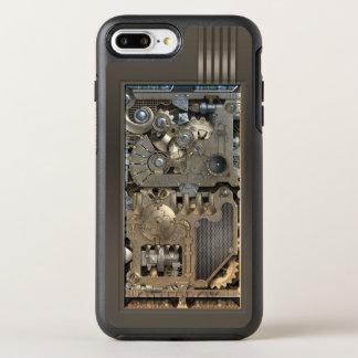 Steampunk Mechanism. OtterBox Symmetry iPhone 7 Plus Case