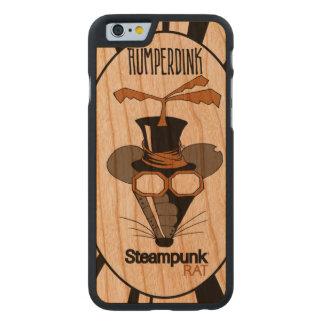 Steampunk Rat Carved® Cherry iPhone 6 Slim Case