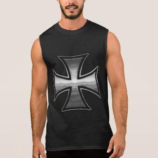Steel Wood Maltese Sleeveless T-shirt