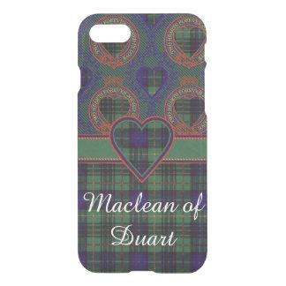 Stewart clan Hunting Plaid Scottish tartan iPhone 7 Case