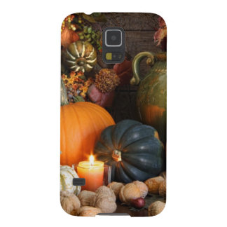 Still Life Harvest  Decoration For Thanksgiving Galaxy S5 Cover