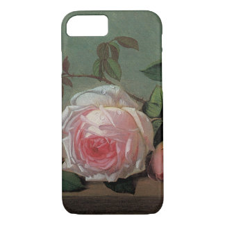 Still Life of Flowers on a Ledge iPhone 7 Case