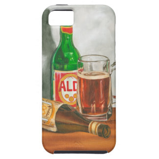 Still Life with Beer by Jennifer Goldberger iPhone 5 Case