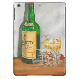 Still Life with Scotch by Jennifer Goldberger iPad Air Cases