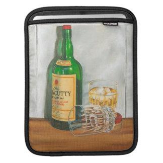 Still Life with Scotch by Jennifer Goldberger iPad Sleeves