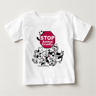 Stop Animal Cruelty T Shirts