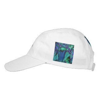 strange abstract 11 hat