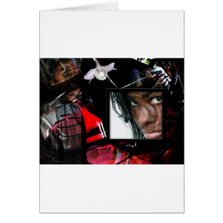 strapped in greeting card