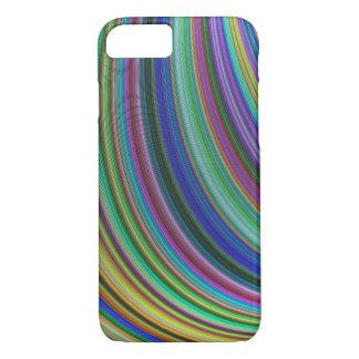 Striped fantasy iPhone 7 case