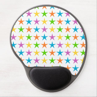 Stripes of Stars Gel Mouse Pad