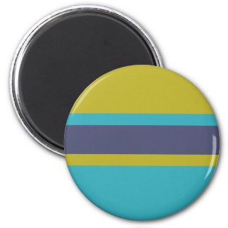 Stripes Pattern custom magnet