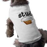 Stud Muffin Sleeveless Dog Shirt