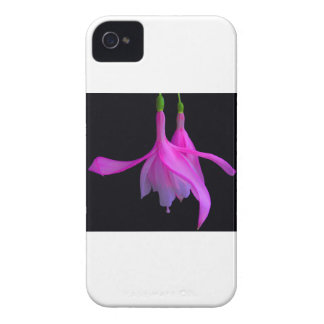 Stunning in Pink Floral Design iPhone 4 Covers
