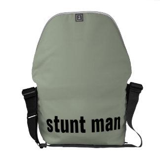 stunt man bag commuter bag