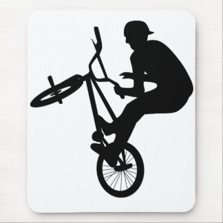 stunt rider 3 mouse pad