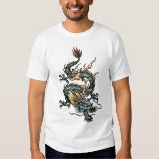 Stylized Dragon 07 T Shirt