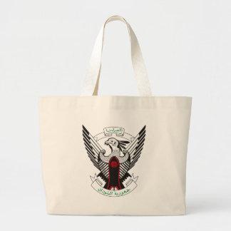 Sudan Coat of Arms Tote Bag