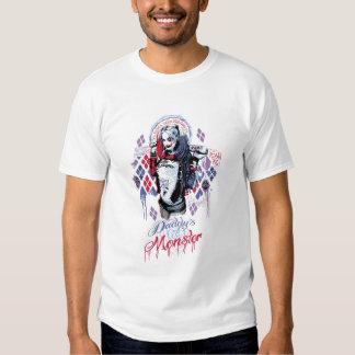 Suicide Squad | Harley Quinn Inked Graffiti Shirts