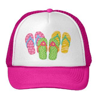 Summer Flip Flops Cap