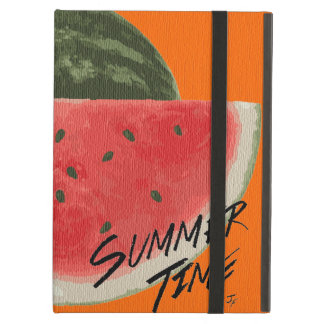 Summer time- watermelon cover for iPad air