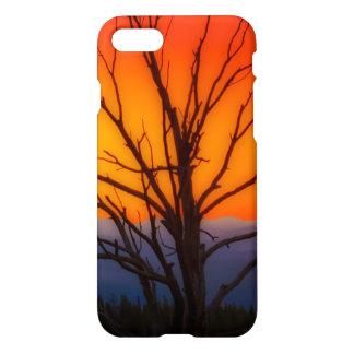 Sunrise Over Yellowstone National Park Design iPhone 7 Case