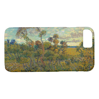 Sunset at Montmajour by Vincent Van Gogh iPhone 7 Case
