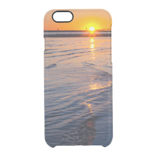 Sunset Waters Clear iPhone 6/6S Case