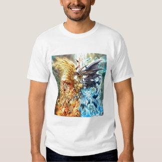 Super Element Dragon Shirt