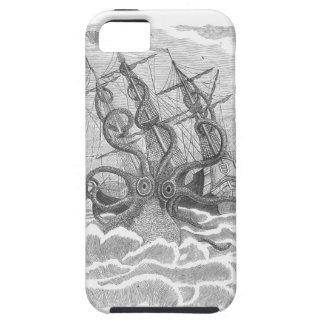 Super Sized Sushi Kraken iPhone 5 iPhone 5 Case