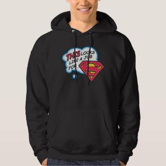 Superman 74 hoody