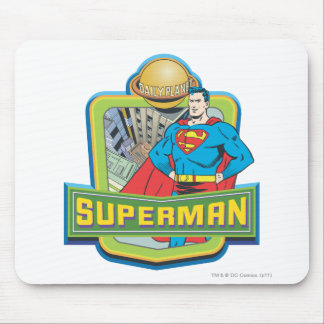 Superman - Daily Planet Mouse Pad