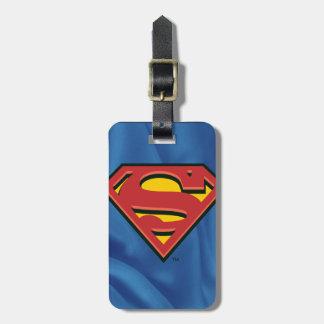 Superman S-Shield | Classic Logo Travel Bag Tag