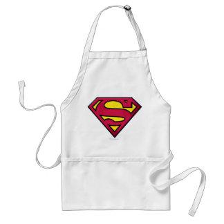 Superman S-Shield | Dirt Logo Standard Apron