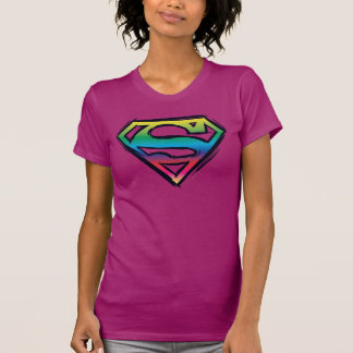 Superman S-Shield | Rainbow Logo Shirt