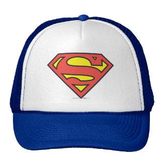Superman S-Shield | Superman Logo Cap