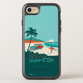 Surf's Up OtterBox Symmetry iPhone 7 Case