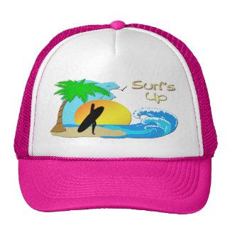 Surfs Up - Surfer Girl Hat