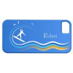 Surf's Up Surfer Surfing iPhone 5 Case Cover