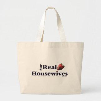 SURreal Housewives Jumbo Tote Bag