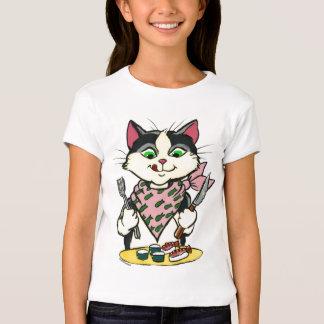 Sushi Cat Girls Shirt