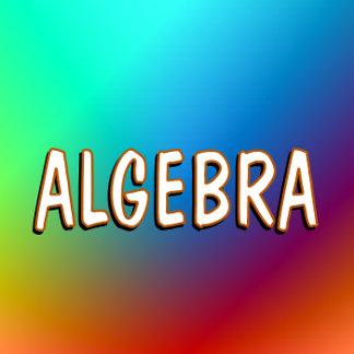 ALGEBRA DESIGNS