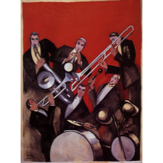 Art Deco Jazz Band