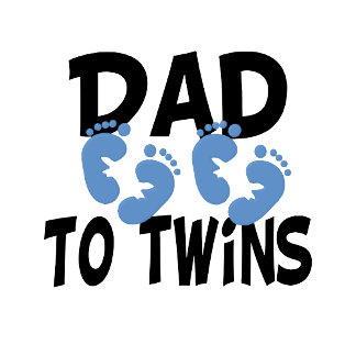 Dad to Twins(Baby Boys)