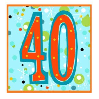 Fun Birthday 40