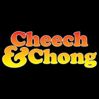 Cheech and Chong Sunset Fade Logo